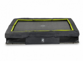 Trampoline EXIT Silhouette Ground 214x305cm (7x10ft)