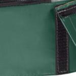 Trampoline EXIT Elegant Premium Rectangular - rand groen
