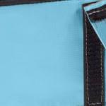 Trampoline EXIT Elegant Premium Rectangular - rand blauw