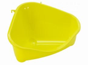 konijnentoilet yellow de boon