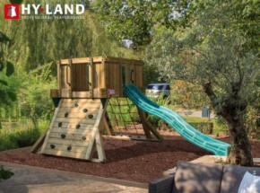 Hy-Land speeltoren Q1 voor professioneel gebruik