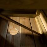 Volière Voldux R1 - Geïmpregneerd hout - zitstok in nachthok