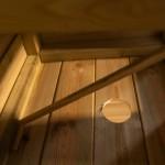 Volière Voldux R7 - Geïmpregneerd hout - zitstok nachthok