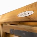 Volière Voldux R7 - Geïmpregneerd hout