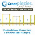 Montage advies duikelrek - duikelstang hoogte
