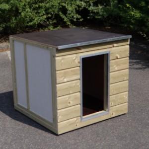 Nachthok Easy geïsoleerd - hondenhok voor in kennel