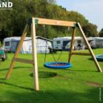 Hy-Land Nest Swing set