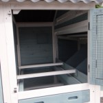 Kippenhok Ariane - nachthok met zitstokken