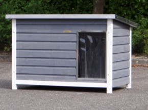 Hondenhok Dogsy Medium 130x85x86cm