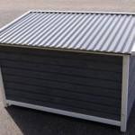 Kunststof dak van hondenhok Dogsy Large