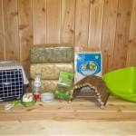 Voordeel start pakket Luxe | voor grote konijnen