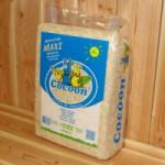 Voordeelstartpakket Basis voor grote konijnen - pak hennepvezel