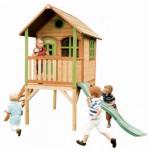 Speelhuis met glijbaan - Laura - AXI