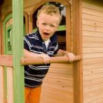 Speelhuis Laura - veranda