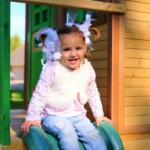 Speelhuis Laura - glijbaan