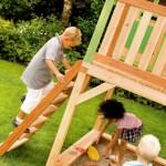 Speelhuis Sarah - ladder
