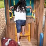 Speelhuis Woodland Adventure met glijbaan   Step2