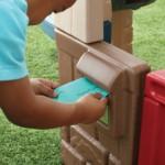 Speelhuis Great Outdoors - brievenbus
