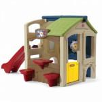 Speelhuis Neighborhood Fun Center met glijbaan   Step2