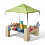 Speelhuis All Around Playtime Patio with Canopy | Step2