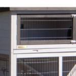 Plexiglas Isolatie Set voor konijnenhok Marianne
