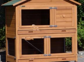 Plexiglas Isolatie Set voor konijnenhok Excellent Medium