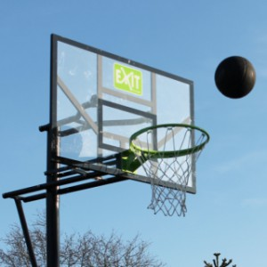 Basket EXIT Polestar | Basketring met bord