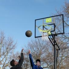 Basket EXIT Polestar | Basketbalring met bord