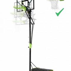 Basket EXIT Polestar Portable met dunkring