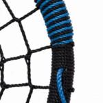 Nestschommel Oval Blauw