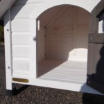 Hondenhok Private 1 | binnenkant