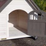 Hondenhok Private 3 | binnenkant