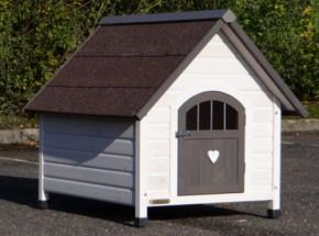 Hondenhok Private 3 geschikt voor buiten, kan ook voor binnen