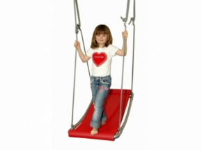 Multi kids schommel mat Starter rood