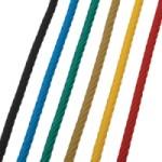 Klimnet is leverbaar met diverse kleuren touw | 2m