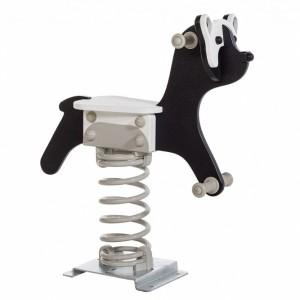 Wipkip - Veerwip Panda met veer & voetplaat Fairytale