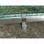 Calzio verankering ovaal 80x94 beton 3 stuks