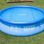 Solarzeil Intex Easy Set 244