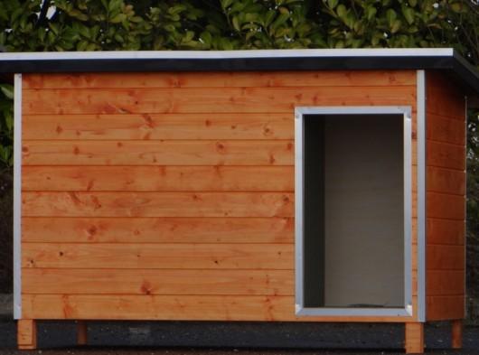 Geisoleerd Hondenhok Base Large 159x107x101cm
