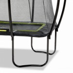 Trampoline EXIT Silhouette | afwerking net