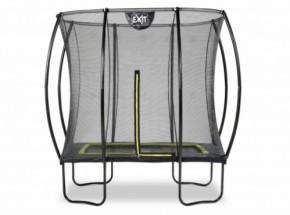 Trampoline EXIT Silhouette met veiligheidsnet 153x214cm (5x7ft)