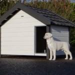 Hondenhok voor grote hondenrassen