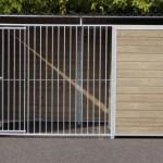 Hondenkennel FORZ Inclusief dak 3x2m koopt u bij GrootPlezier in Krabbendijke