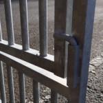 Gegalvaniseerde Puppykennel met deur 1,5x1,5m