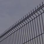 Gaaspaneel Antraciet afrastering / omheining 250x120cm