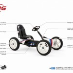 Skelter BERG Buddy BMW Street Racer - specificaties