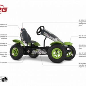 Skelter BERG X-Plore BFR - specificaties