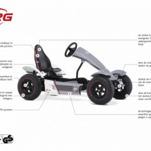 Skelter BERG Race GTS Full Spec BFR - specificaties