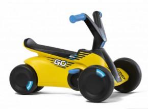 Mini-skelter BERG GO² SparX Yellow 10 - 30 maanden