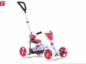 Mini-skelter BERG Buzzy Bloom 2-in-1 2 - 5 jaar